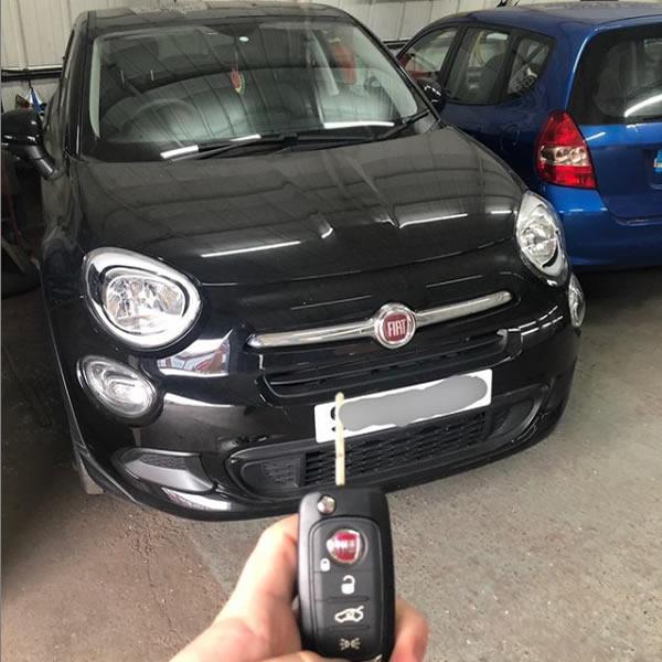 Car Key Replacement Telford